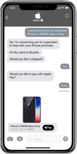 Apple Business Chat Cbot ile Artık Türkiye'de