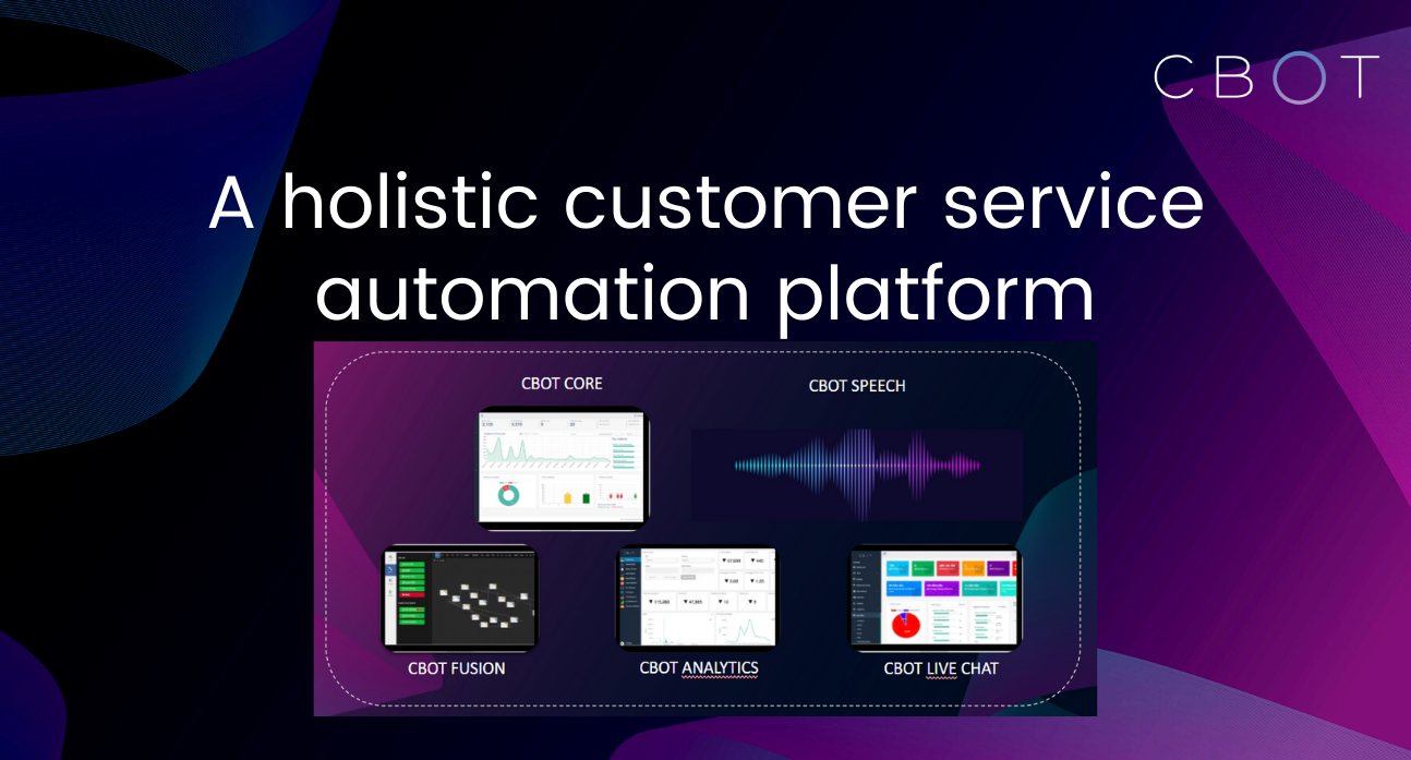 A holistic customer service automation platform